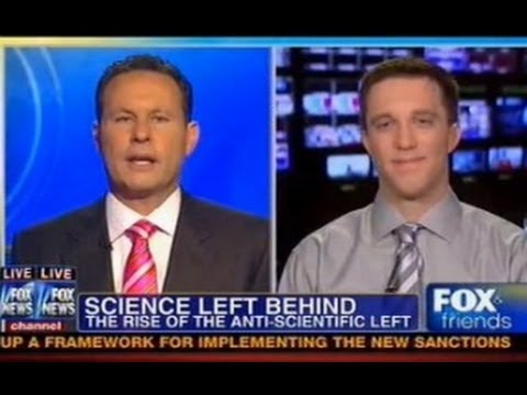 Global Warming 'Scam' - Fox Host Grills Scientist