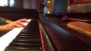 I-Manoharudu piano cover |Keerthi Arja|Nuvvunte Na Jathaga Song