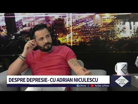 Știrea cea bună - Despre depresie - Adrian Niculescu și Cornel Dărvășan
