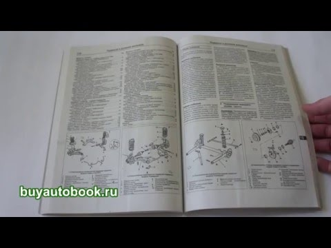 Видео Ремонт ниссан примера р12