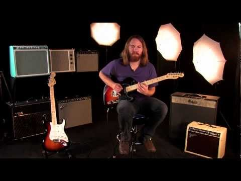 Fender American Special Telecaster Tone Review And Demo