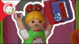 Playmobil po polsku Lenka jest wściekła - Rodzina Hauserów