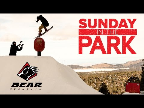 Sunday In The Park 2017: Episode 2   TransWorld SNOWboarding