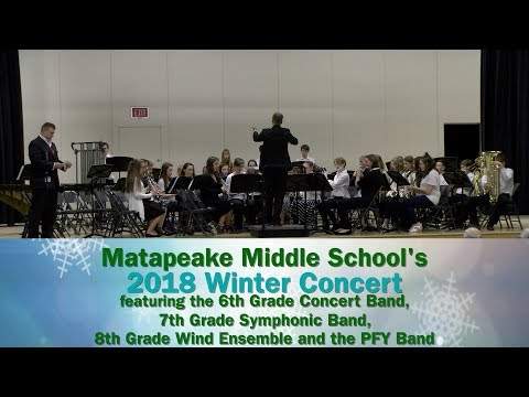 Matapeake Middle School 2018 Winter Concert