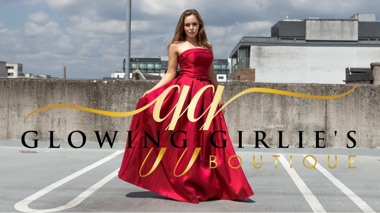 5c1fc2e214536 Ball Gowns 2018 - Glowing Girlie's Boutique - YouTube