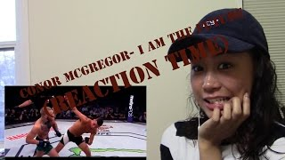 Conor Mcgregor- I Am The Future (REACTION TIME)