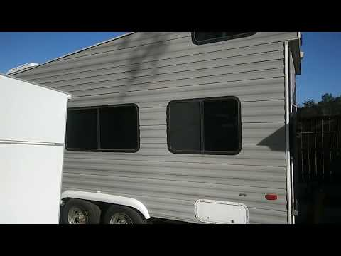 How to paint your motorhome or trailer DIY at home