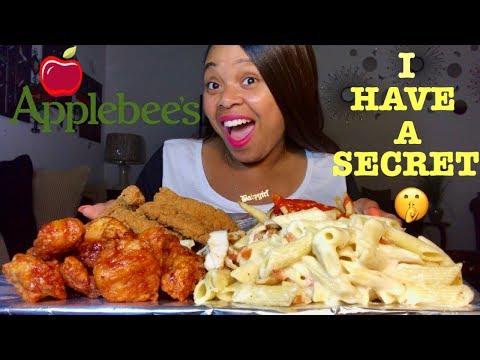 APPLEBEE'S | EATING SHOW | CUTETEEEATS