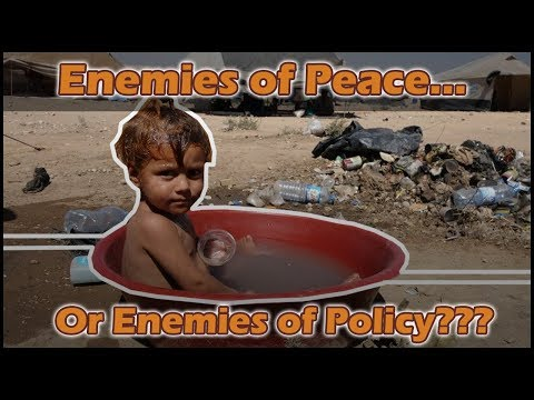 Syria, North Korea and Iran - Enemies of Peace???