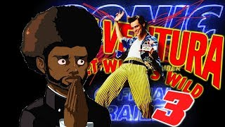 Sonic Movie is Just a Cover for Ace Ventura 3!!! My thoughts on the Sonic Movie Trailer