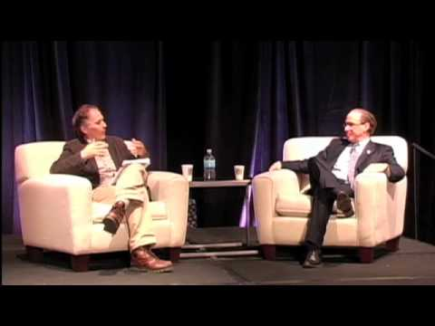 """TOC 2010:  Ray Kurzweil and Tim O'Reilly, """"A Presentation and Conversation with...?"""""""