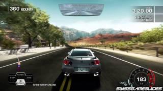 Need for Speed Hot Pursuit - Walkthrough Part 67 - Trail of Destruction