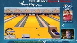 #100DaysOfGaming (Day 45) - Bowling USA