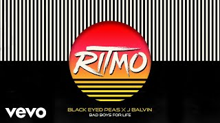 The Black Eyed Peas, J Balvin - RITMO (Bad Boys For Life) (Audio)