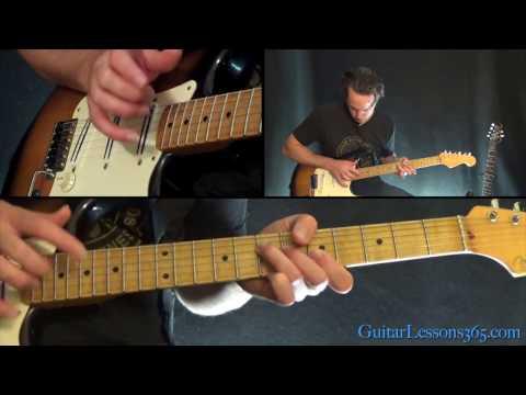 Dance The Night Away Guitar Lesson - Van Halen