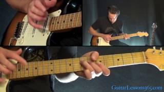 Van Halen - Dance The Night Away Guitar Lesson