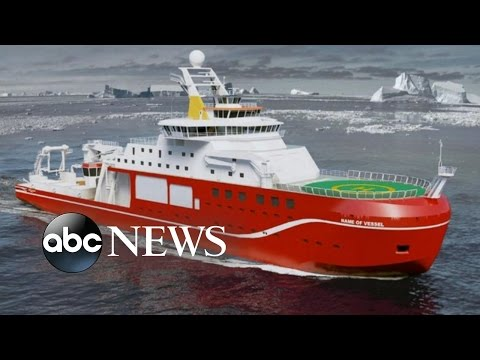 'Boaty McBoatface' Rejected as Research Ship's Name