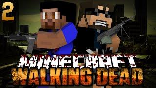 Minecraft Walking Dead Mod 2 - DEADLY COMPETITION(Walking Dead Series)