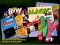 Spot- MAGIC BOY e MAGIC GIRL Riviste ANNI 80 - 1989