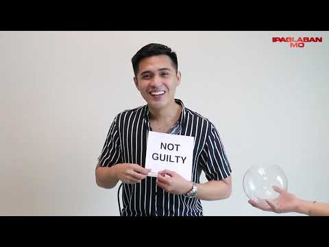 GUILTY OR NOT GUILTY CHALLENGE WITH MARLO MORTEL