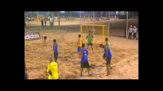 Пляжный гандбол. Чемпионат мира-2012