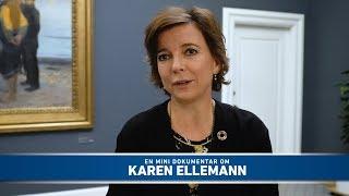 Mini-dokumentar om Karen Ellemann