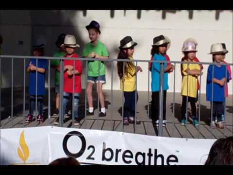 Foothill Preschool Dance