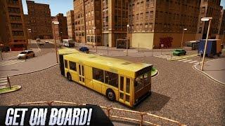 Bus Simulator 2015 Gameplay HD