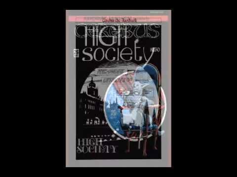 Cerebus High Society Digital  Download