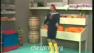 Kiko Dançando eu quero tchu tcha tcha