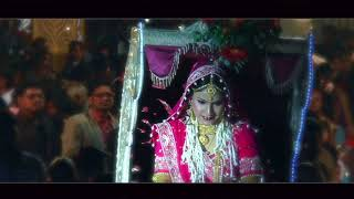 beautiful-traditional-bride-entry-din-shagna-da