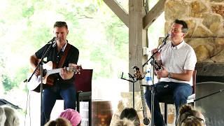 """Byrne & Kelly """"Moondance/California Dreamin' """" Fan Retreat Austin, TX 4-29-19"""