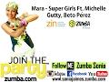 SUPER GIRLS | ZUMBA FITNESS