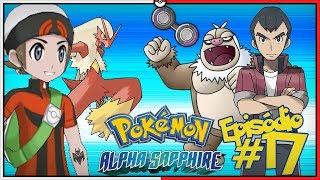 Pokémon Alpha Sapphire #17 - A Evolução do Piuzão para o Quinto Ginásio