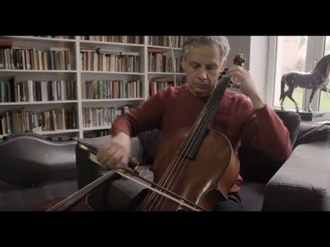 Pieter Wispelwey and the Bach Cello Suites Documentary