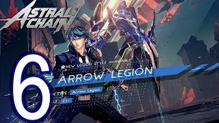 Astral Chain Switch Walkthrough - Part 6 - File 03 Link