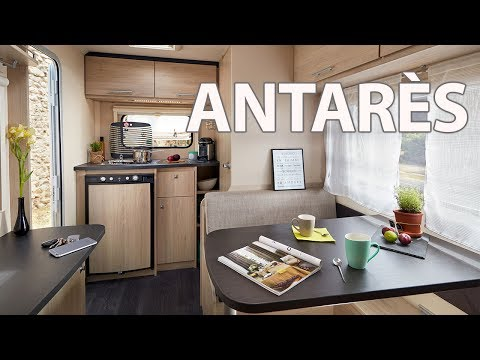 Antarès 2018 // Caravanes Caravelair