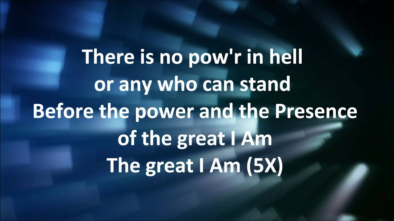 New Life Worship- Great I Am With Lyrics HD