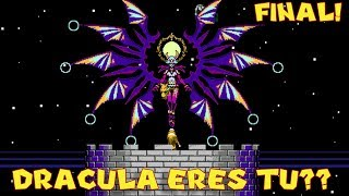 Dracula eres TU?!? - Bloodstained Curse of The Moon con Pepe el Mago (FINAL)