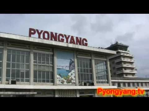 Sunan International Airport - PyongYang , North Korea