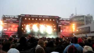 The Prodigy, Warriors Dance live! @ ROCK AM RING
