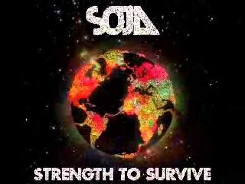 mix de SOJA - strength to survive by-chepe.