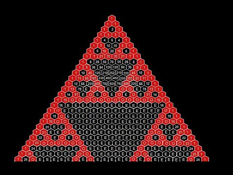Pascal S Triangle And Fractals Sierpinski S Triangle