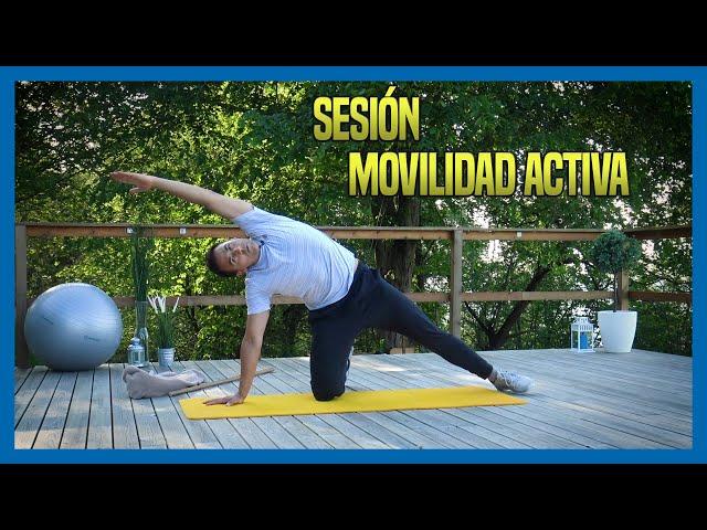 Sesión MOVILIDAD ACTIVA