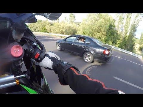 Tek Teker İsteyen Çocuğu Kırmayan Motorcu