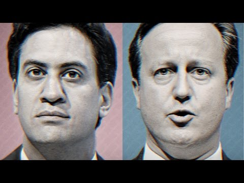 Cameron & Miliband Live: The Battle for Number 10 | Channel 4 News