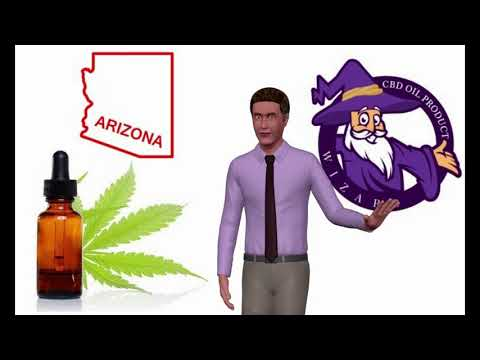 CBD Oil in Arizona - Buy CBD Oil in Arizona