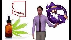 CBD Oil in Arizona - Buy CBD Oil in Arizona