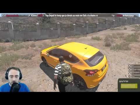 [Replay] Altis Life - Les Taxis Dos Santos, avec Camak
