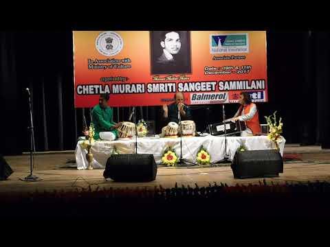 Abhijit Banerjee at chetla murari smriti 77th session